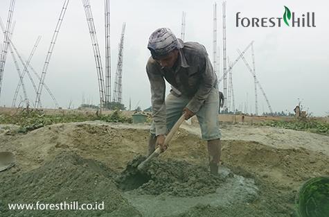 progress-pembangunan-the-jarddin-forest-hill-maret-2020