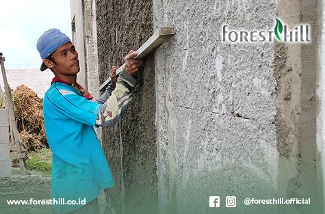 Progress-Update-Forest-Hill-6-April-2020-Parung-Panjang